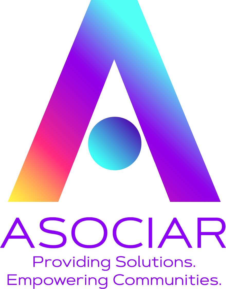 Colorful Asociar Logo